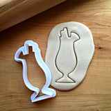 Tall Tropical Drink Cookie Cutter/Dishwasher Safe