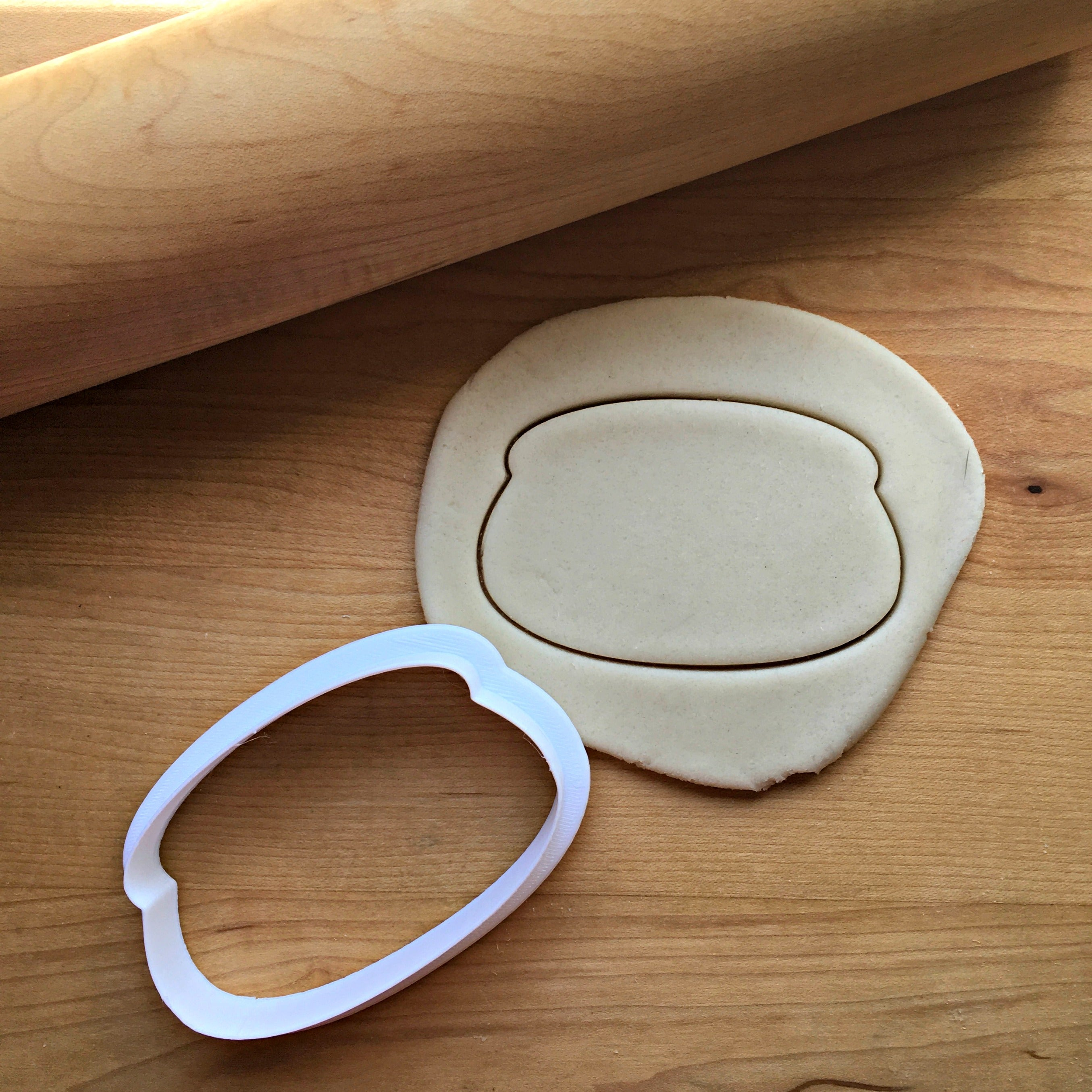 Inflatable Pool Cookie Cutter/Dishwasher Safe