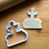 Nautical Number 1 Cookie Cutter/Dishwasher Safe