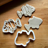 Set of 2 Clown Fish Cookie Cutters/Dishwasher Safe