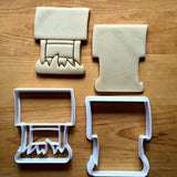 Set of 2 Yard Sign Cookie Cutters/Dishwasher Safe