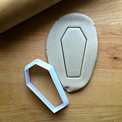 Coffin Cookie Cutter/Dishwasher Safe