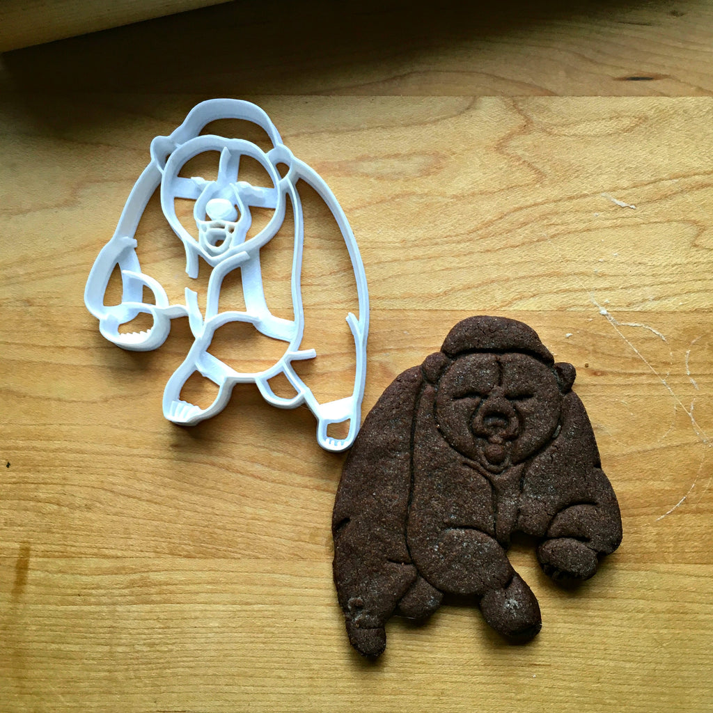 Bear Cookie Cutter/Dishwasher Safe