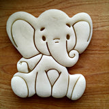 Baby Elephant Cookie Cutter/Dishwasher Safe
