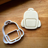 Back Pack Cookie Cutter/Dishwasher Safe