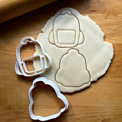 Set of 2 Back Pack Cookie Cutters/Dishwasher Safe