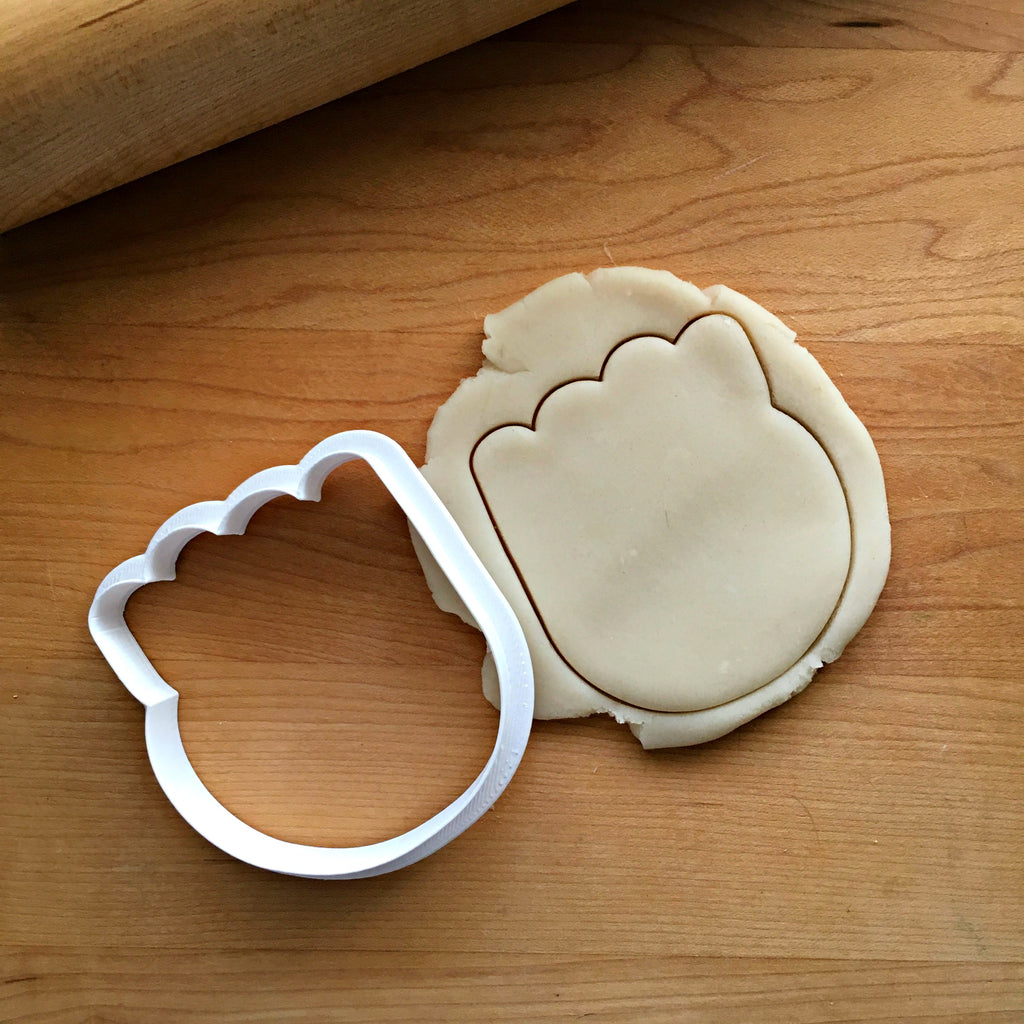 "3.5"" Fist Cookie Cutter/Clearance"