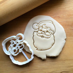 Classic Santa Claus Cookie Cutter/Dishwasher Safe