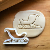 Sleigh Cookie Cutter/Dishwasher Safe