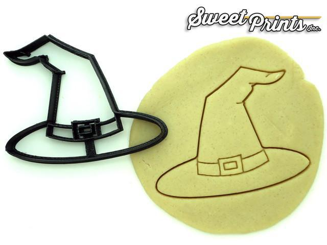 Witch's Hat Cookie Cutter/Dishwasher Safe