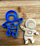 Astronaut Cookie Cutter/Dishwasher Safe - Sweet Prints Inc.