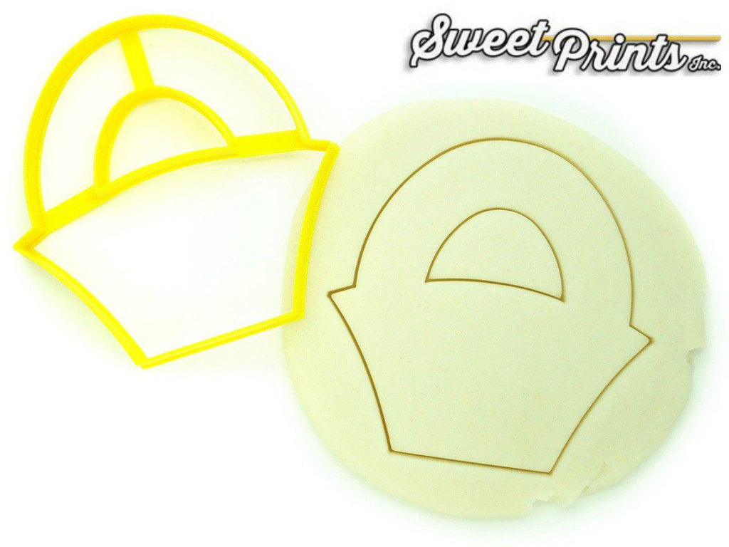 Basket Cookie/Fondant Cutter