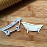 Bath Tub Cookie Cutter/Dishwasher Safe