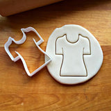 Blouse Cookie Cutter/Dishwasher Safe