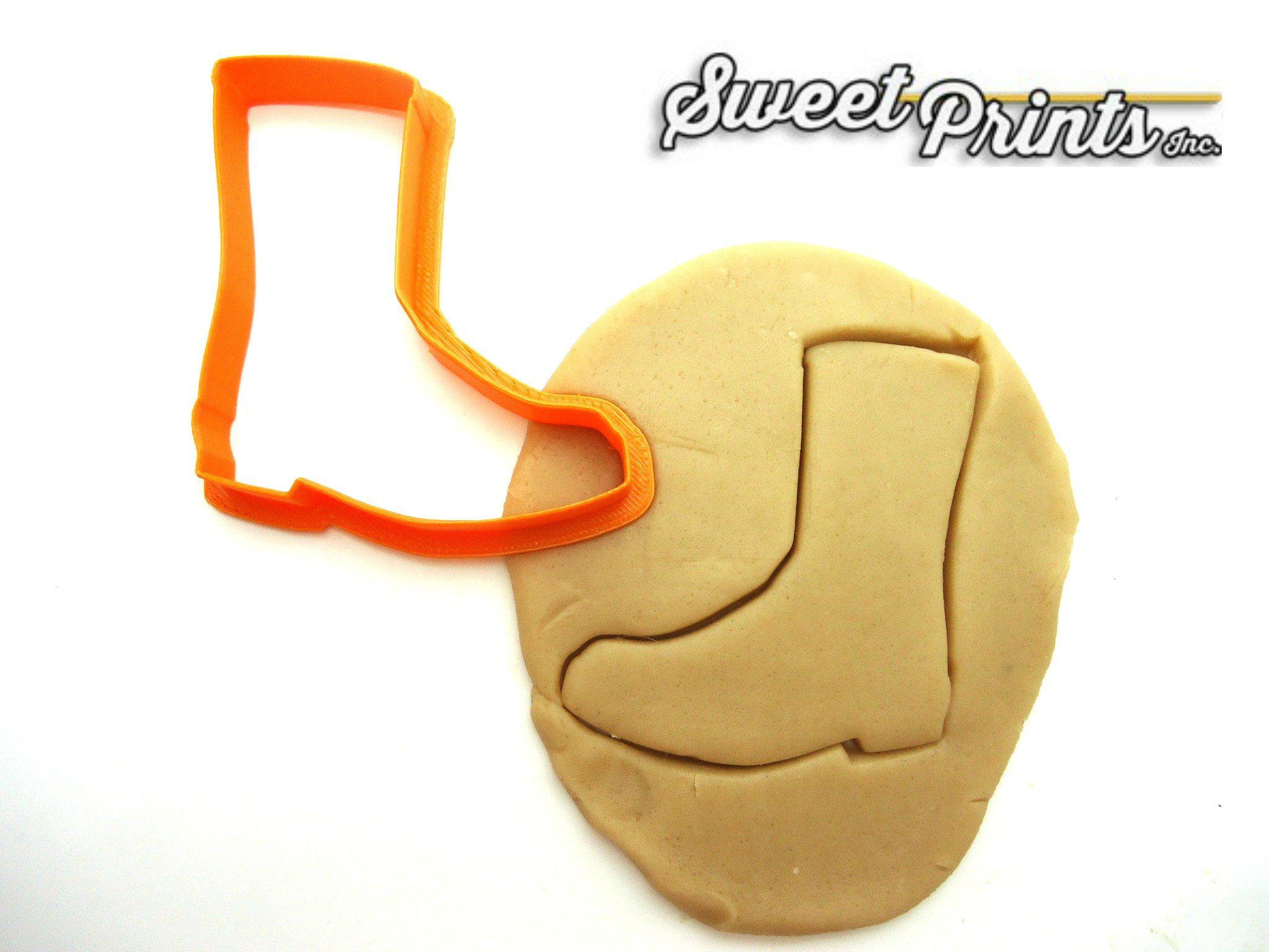 Boot Outline Cookie Cutter/Multi-Size
