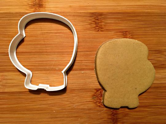 Boxing Glove Cookie Cutter/Dishwasher Safe