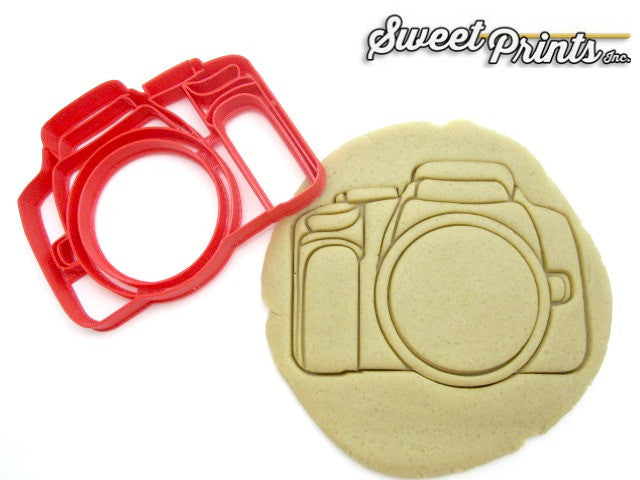 Camera Cookie Cutter/Dishwasher Safe