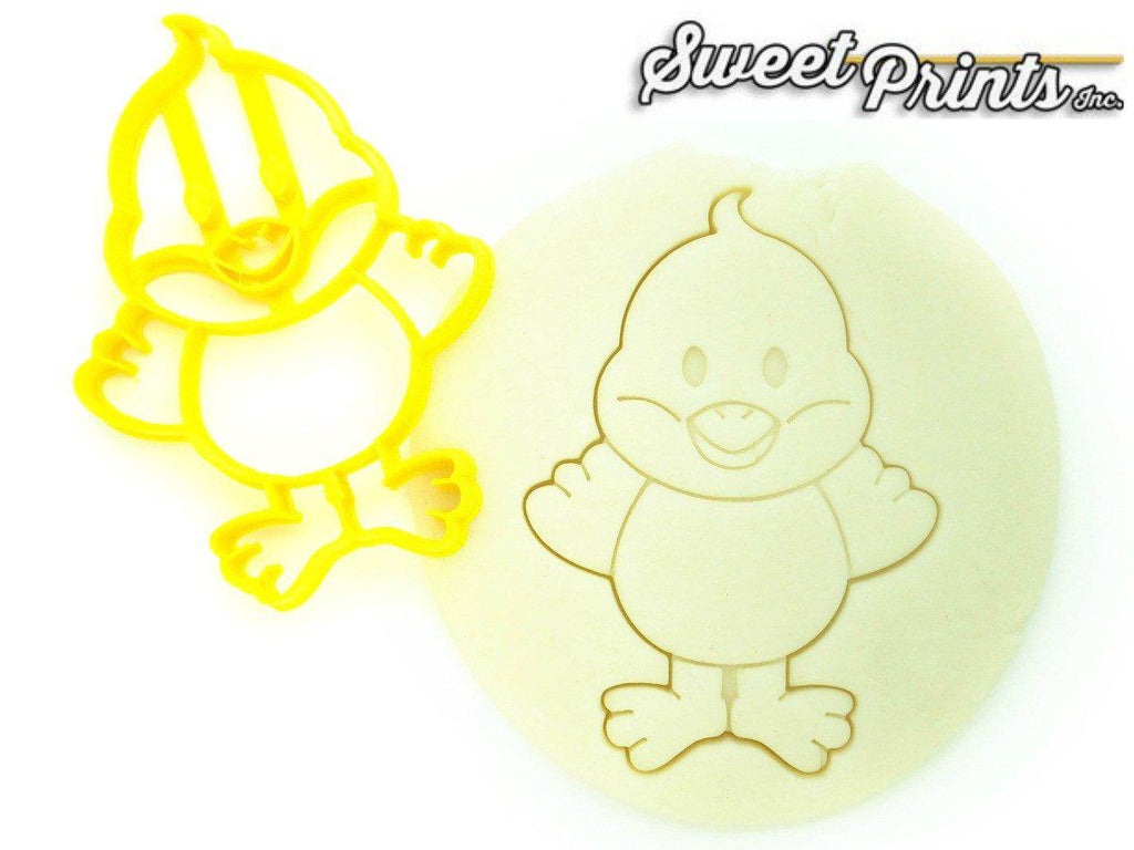 Baby Chick Cookie/Fondant Cutter