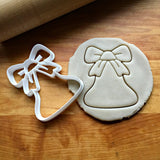 Christmas Bell Cookie Cutter/Dishwasher Safe