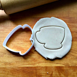 Coffee Cup Cookie Cutter/Dishwasher Safe