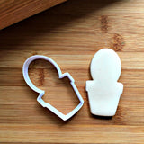 Cactus Cookie Cutter/Dishwasher Safe