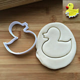 Rubber Duck Cookie Cutter/Dishwasher Safe