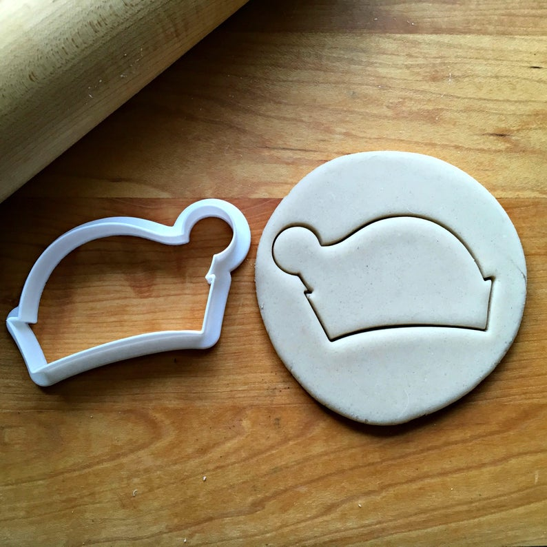 Elf Hat Cookie Cutter/Dishwasher Safe
