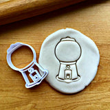 Gumball Machine Cookie Cutter/Dishwasher Safe