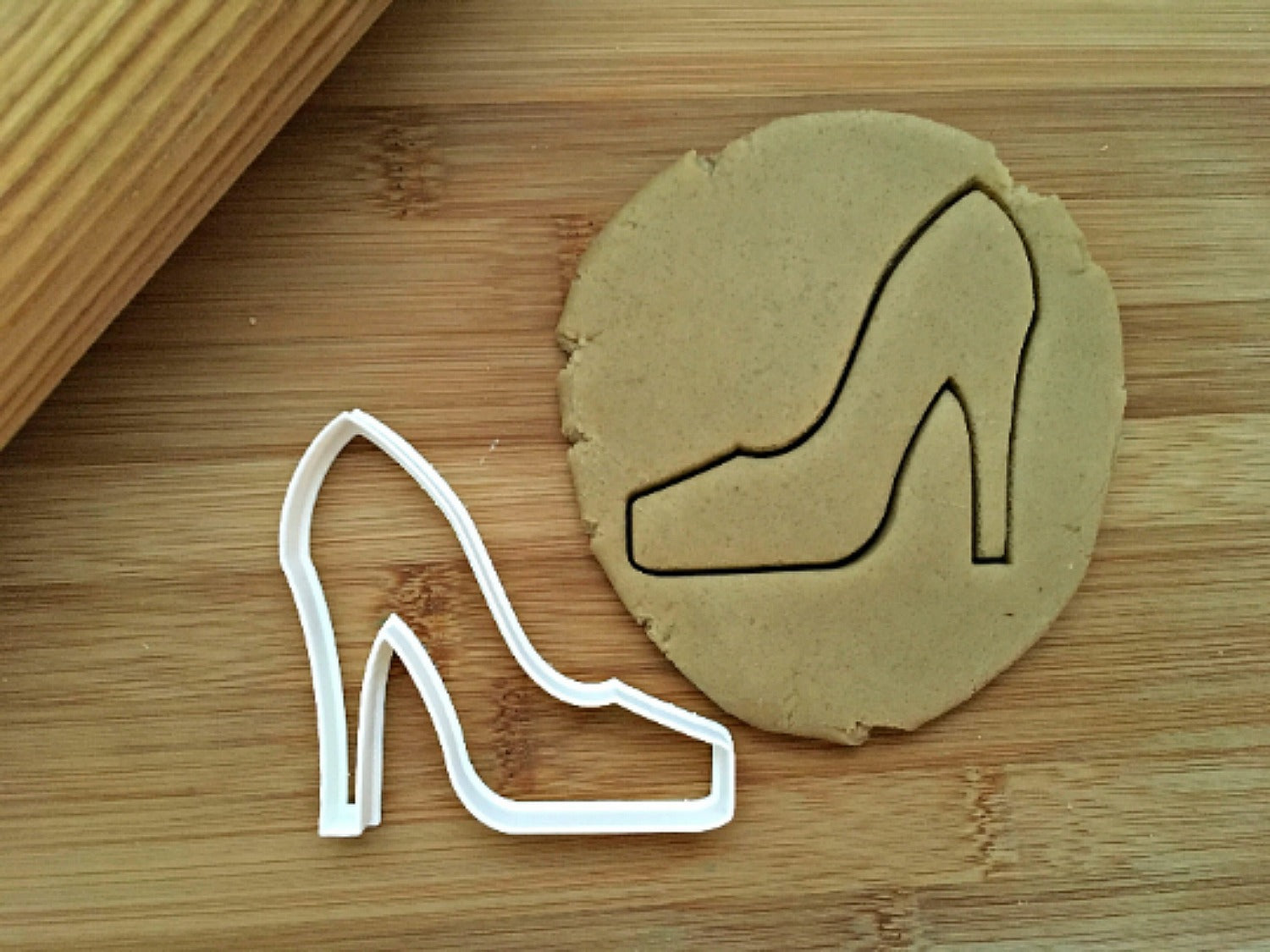 High Heel Shoe Cookie Cutter/Dishwasher Safe