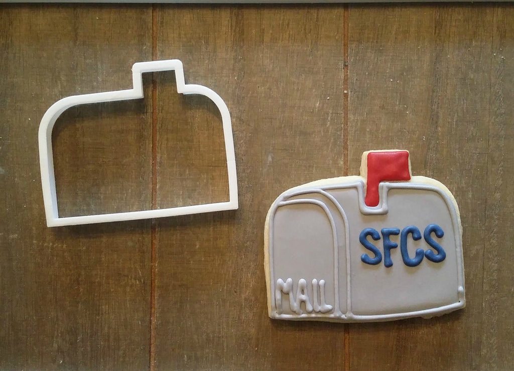 Mailbox Cookie Cutter