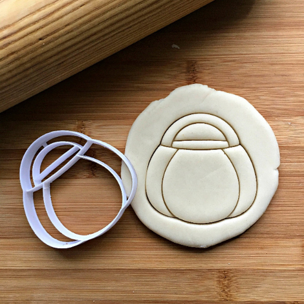 Candy Bucket Cookie Cutter/Dishwasher Safe