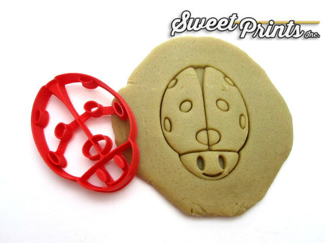 Ladybug Cookie Cutter/Dishwasher Safe