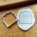 Letter in Envelope Cookie Cutter/Dishwasher Safe