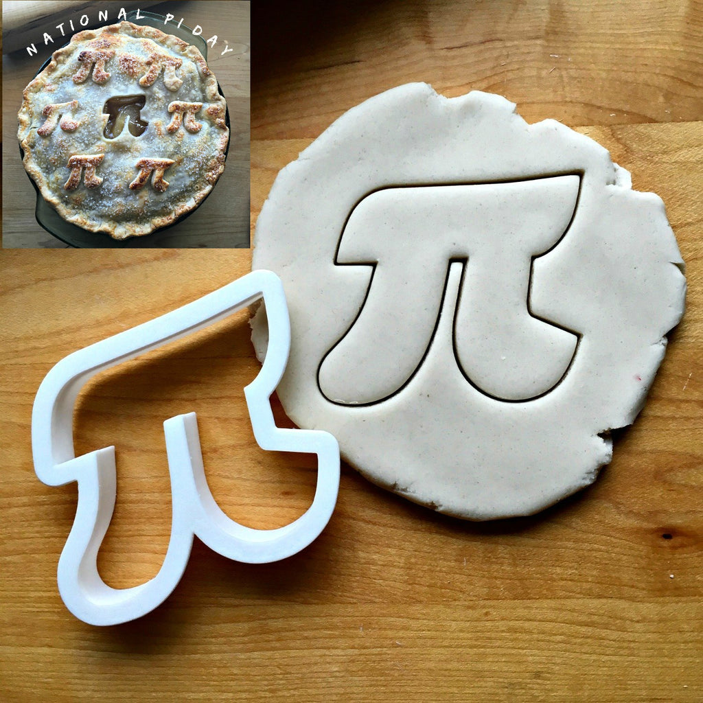 Number Pi Cookie Cutter/Dishwasher Safe