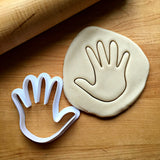 Right Hand Cookie Cutter/Dishwasher Safe