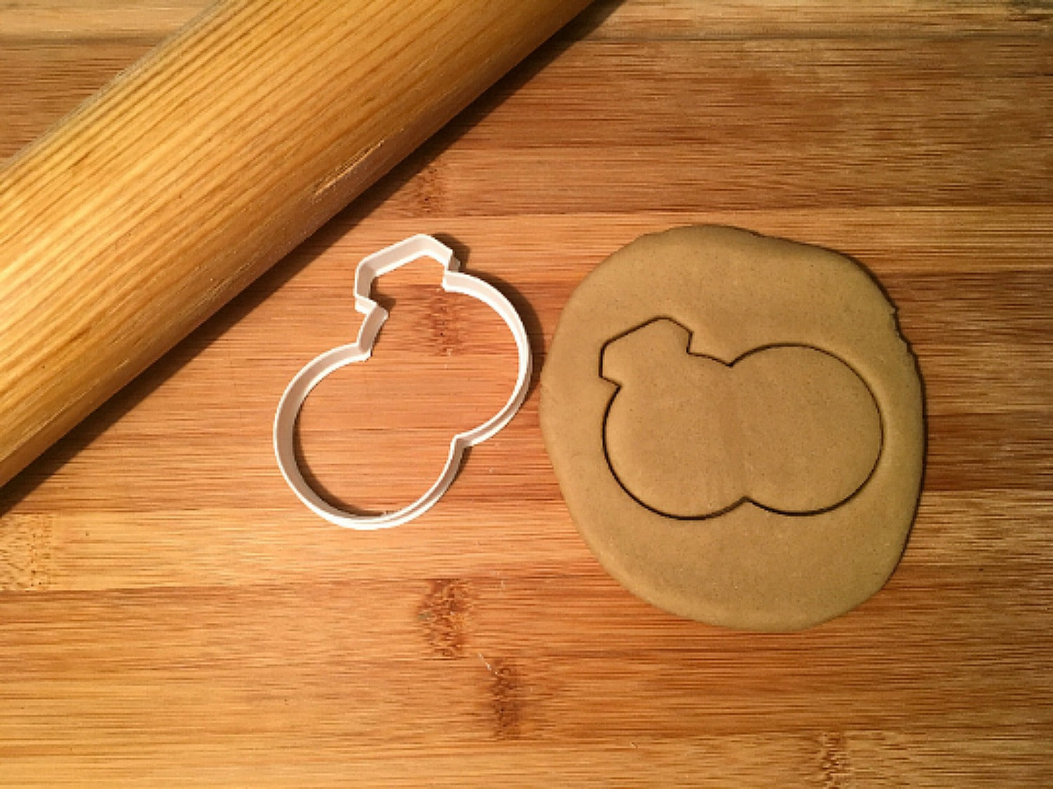 Double Rings Cookie Cutter/Dishwasher Safe