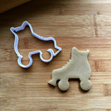 Roller skate Cookie Cutter/Dishwasher Safe