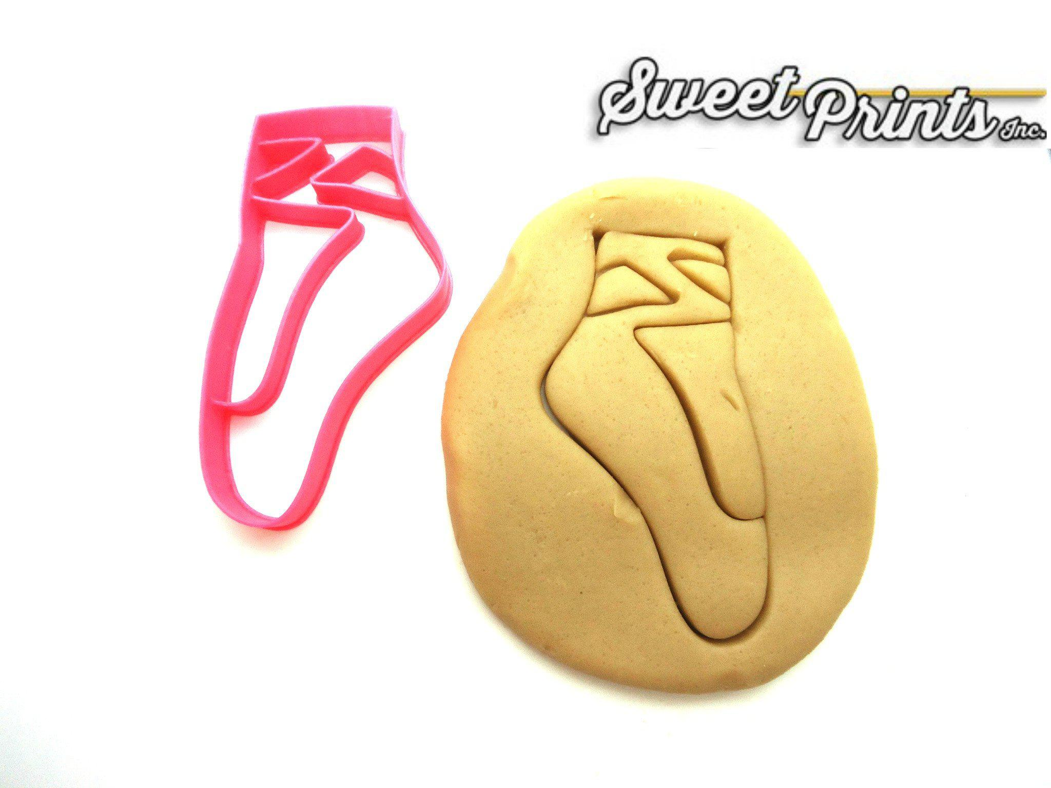 Ballet Slipper Cookie Cutter/Dishwasher Safe