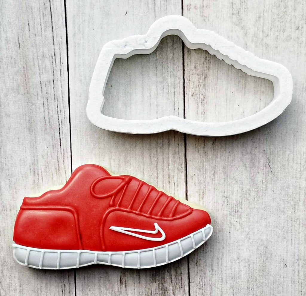 Sneaker Cookie Cutter/Dishwasher Safe