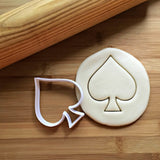 Spade Cookie Cutter/Dishwasher Safe
