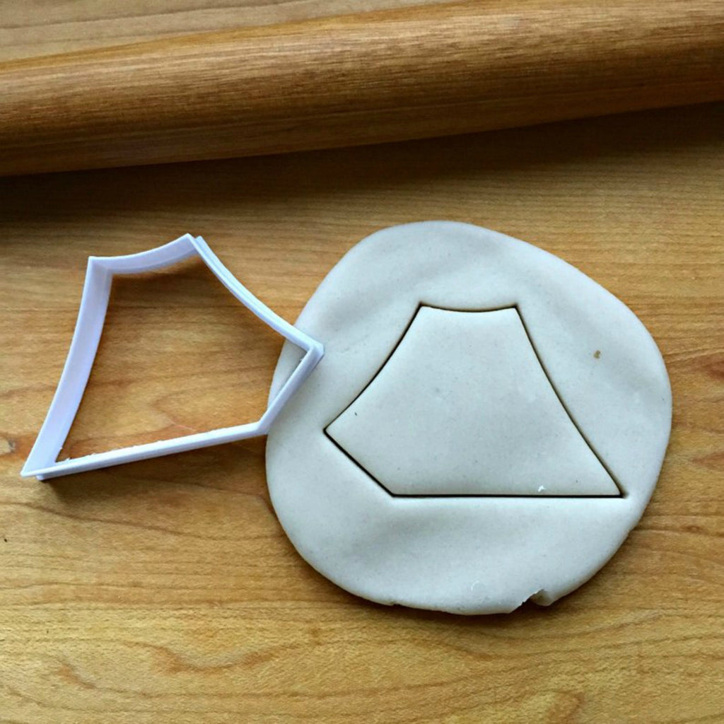 Tent Cookie Cutter/Dishwasher Safe