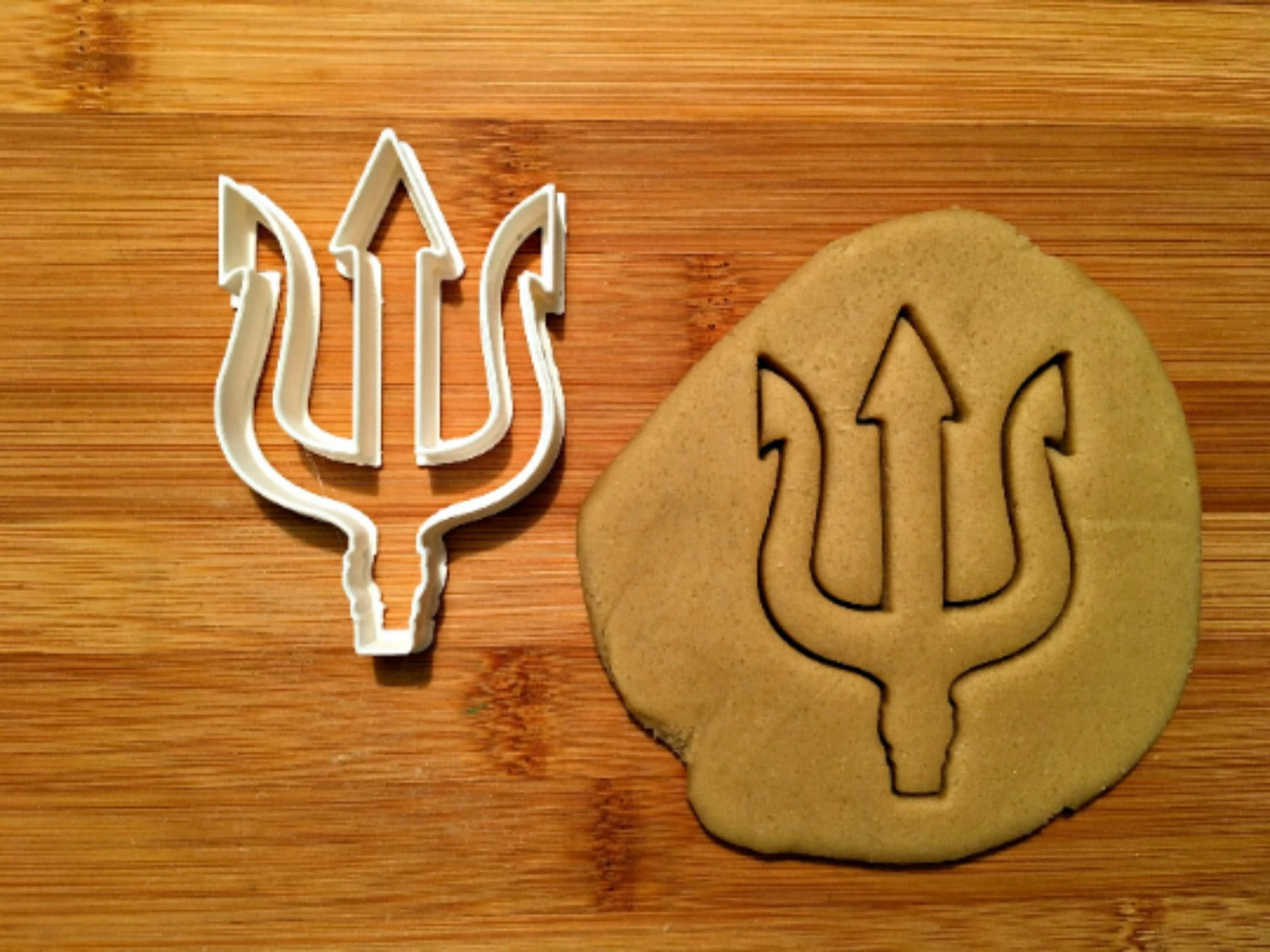 Trident Cookie Cutter/Dishwasher Safe