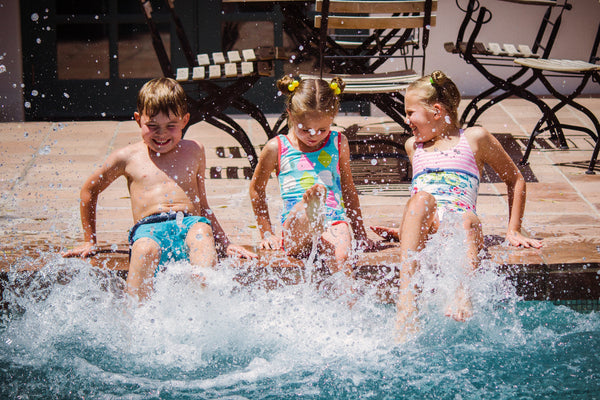 Good Vibes: Pool party playlist (you & your kids will love)