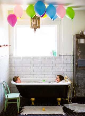 Good tunes: Bathtime Playlist
