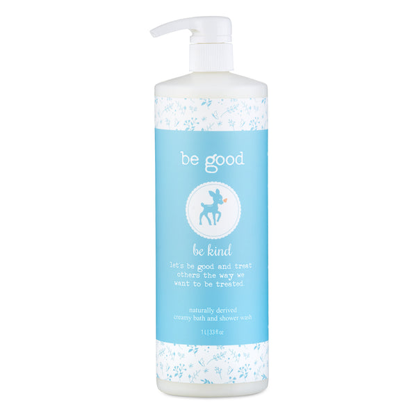 Be Kind jumbo 32 oz. creamy bath & body wash