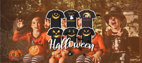 Halloween T-Shirts, Hoodies and Apparel