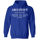 Architect Definition T-Shirt CustomCat