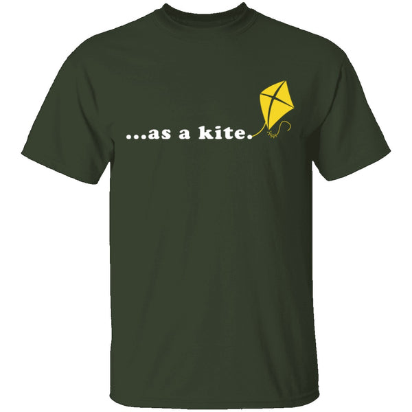 As A Kite T-Shirt CustomCat