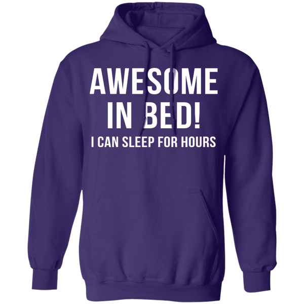 Awesome In Bed T-Shirt CustomCat