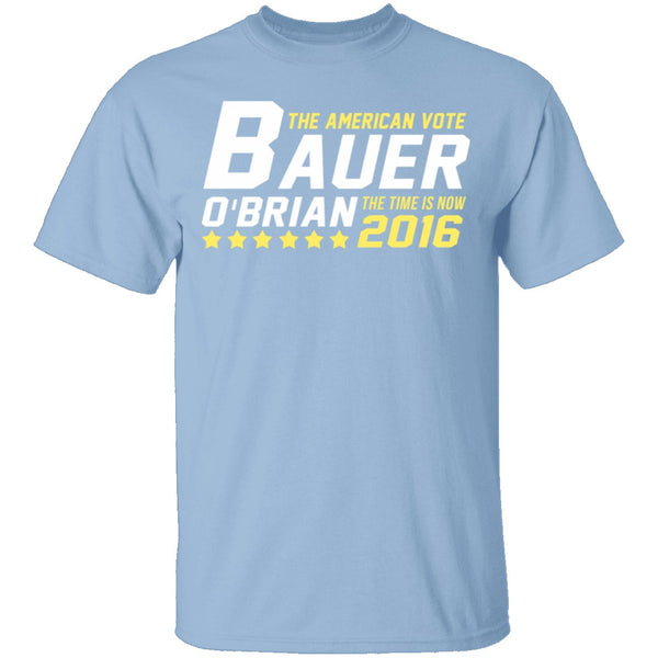 Bauer O'Brian 2016 T-Shirt CustomCat